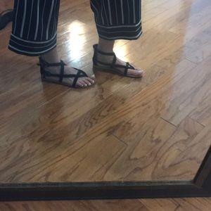 Gladiator style sandals